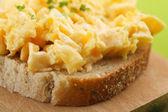 炒鸡蛋 — 图库照片