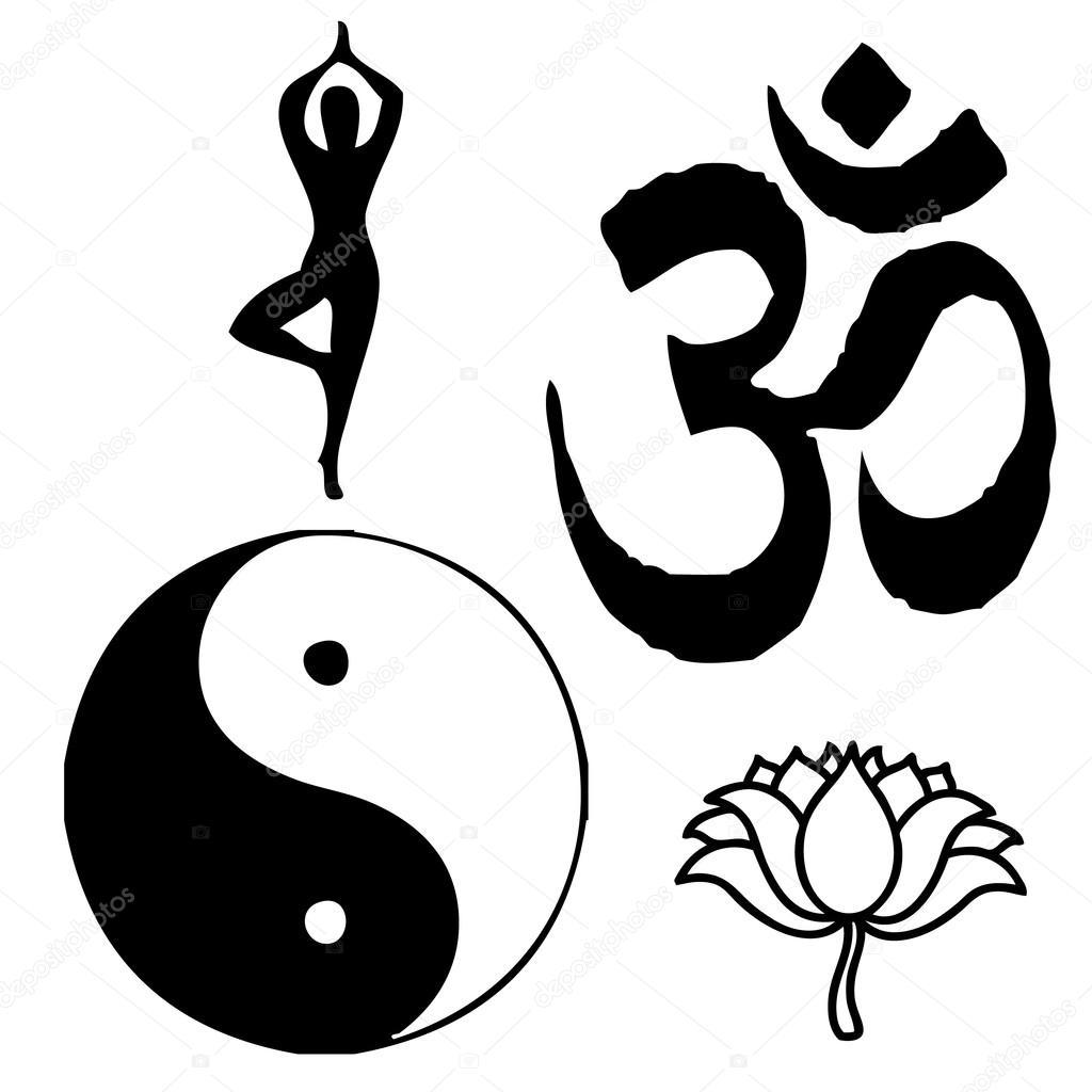印度的符号矢量 — 矢量图片作者