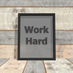 Work hard — Stock Photo #34728327