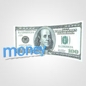 Money background — Stockfoto