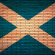Scotland flag — Stockfoto