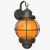 Outdoor lamp — Stock Photo