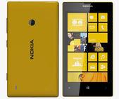 Nokia Lumia 520 — Stock Photo