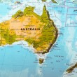 Map of Australia — Stock Photo #33303845
