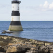 Lighthouse at Penmon Point, Anglesey, North Wales — Stock Photo #27017511