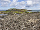 île de moelfre, moelfre, anglesey, galles — Photo