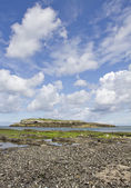Moelfre Island, Moelfre, Anglesey in North Wales — Stock Photo