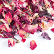 Dried rose petal pot-pourri — Stock Photo #39324023