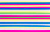 Color craft straws as a background — Stock Photo