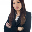Asian businesswoman — Stock Photo