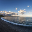 Queenstown Beach — Stock Photo