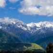 Stock Photo: Southern Alps