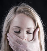 Silenced — Stock Photo