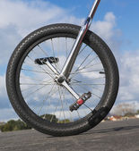 Unicycle — Stock Photo