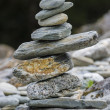 Stacked rocks — Stock Photo #36904917