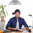 Office worker — Stock Photo #37931565