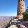 The Watchtower at Grand Canyon National Park — Stock Photo
