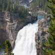 Yellowstone Upper Falls — Stock Photo #26339227