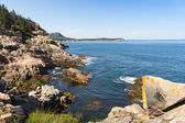 Otter Rocks Coastline — Stock Photo