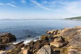 Acadia stränder — Stockfoto