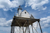 Station de phare de port gloucester — Photo