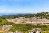 Au sommet du mont cadillac — Photo