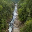 Quechee Gorge State Park — Stock Photo