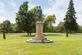 Civil War Memorial to the Fifth Corps Pennsylvania Infantry — Stock Photo