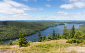 Beech Mountain Panorama — Stock Photo