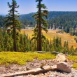 Mount Lassen National Park Beauty — Stock Photo