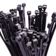 Bundle of cable ties — Stock Photo