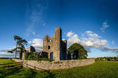 Bective Abbey in Ireland — Stock Photo