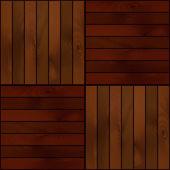 Seamless vector wooden texture — Stock Vector