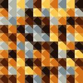 秋のピクセル デザインのベクトル — ストックベクタ