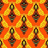 Halloween Vector seamless pattern — Stockvektor