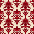 图库矢量图片: Seamless Damask Pattern Vector Luxury