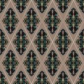 Sömlös abstrakt mönster bakgrund vektor — Stockvektor