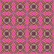 图库矢量图片: Seamless pattern simple vector