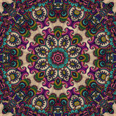 Festive kaleidoscope design — Stock Photo