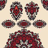 Tribal vintage ethnic banners — Stock Vector