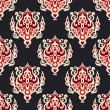 Vettoriale Stock : Damask luxury royall seamless vector pattern