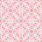 Arabesque vector  seamless pattern — Stock Vector