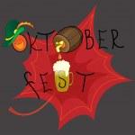 Oktoberfest — Stock Vector #30558899