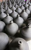 Clay Potteries — Stock Photo