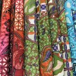 Batik from Indonesia - Stock Photo