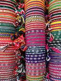Woven bracelets — Stock Photo