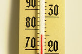 Kwik thermometer — Stockfoto