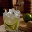 Brazilian Lime Caipirinha — Stock Photo #25699113