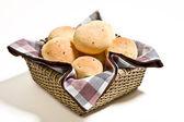 Brazilian cheese buns. — Stock Photo