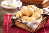 Brazilian cheese buns — Stock Photo